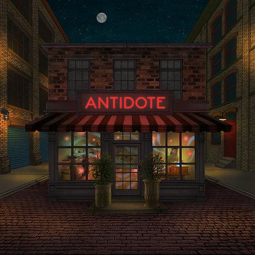 "PRE-ORDER: ""Antidote"""
