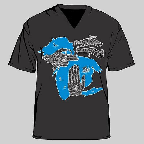 Veninsula V-Neck T-Shirt