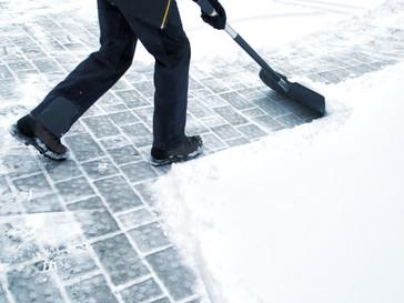 Welche Pflichten habe ich als Hausbesitzer im Winter?