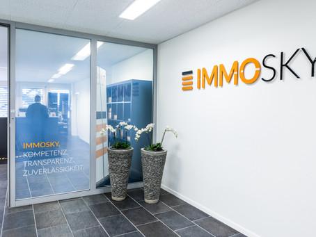 ImmoSky Insights: Der Vertriebs-Innendienst stellt sich vor