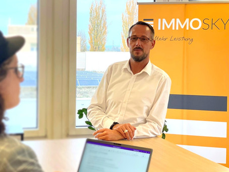 15 Jahre ImmoSky - Maik Hoppe im Interview