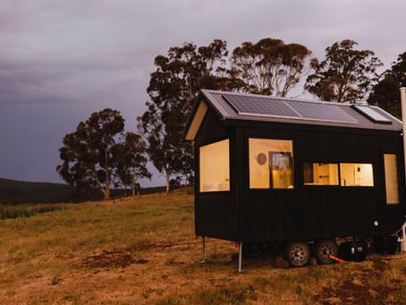 Tiny Houses  - Schöner Wohnen auf kleinem Raum