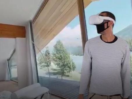 "Moderne Immobilienvermarktung mit ""Virtual Reality"""