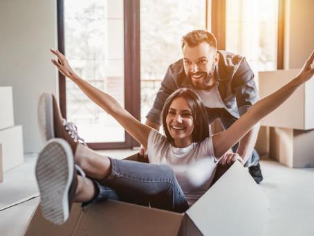 Die erste gemeinsame Wohnung - Tipps zum Zusammenziehen