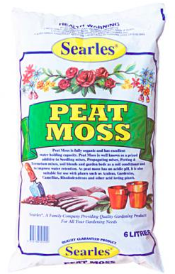 Searles Peat Moss 6 Litre