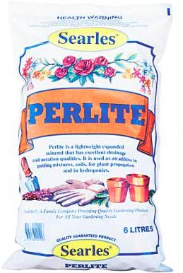 Searles Perlite 6 Litre