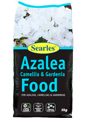 Searles Kickalong Azalea Camellia & Gardenia 5kg