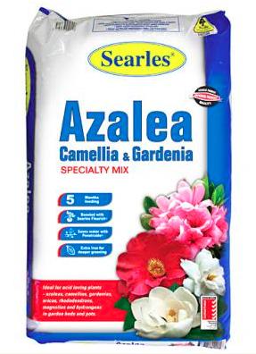 Searles Azalea Camellia & Gardenia Mix