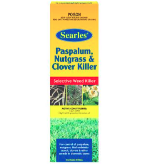 Searles Paspalum, Nutgrass & Clover Killer 500ml