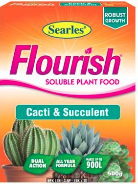 Flourish Cacti & Succulent 500g