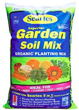 Searles Garden Soil 30L