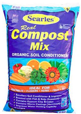 Searles Compost Mix 30 Litre