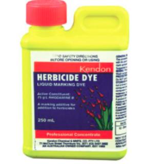 Kendon Herbicide Dye 250ml