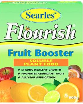 Flourish Fruit Booster 500g