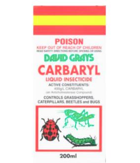 David Grays Carbaryl 200ml