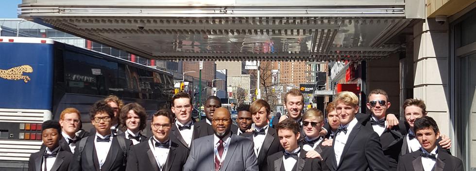 Jazz Big Band at the Apollo