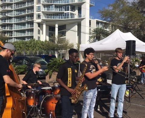 54th Ave South Jazz Combo