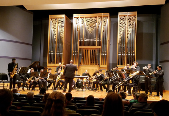 Performance at St. Pete College