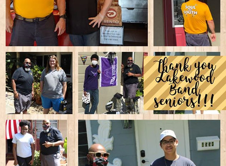 Thank you Seniors!