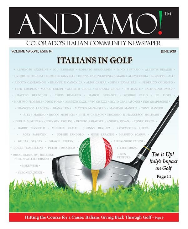 Did you see the article about the Welby Heritage annual charity golf tournament in the June 2018 And