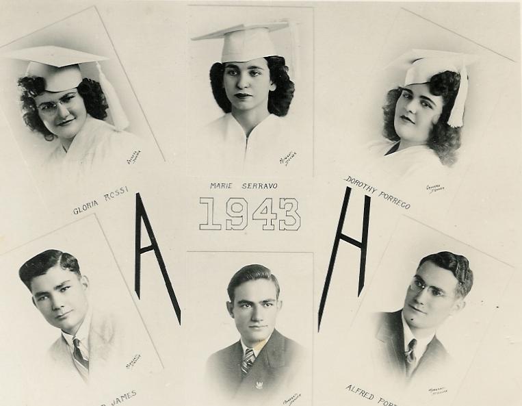 1943 Graduation.tif