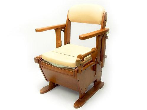 家居風木便椅(008)