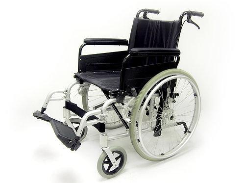 自助式鋁合金輪椅(014)