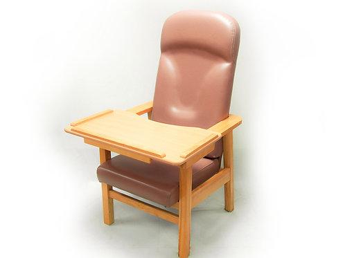 木製高背椅(015)