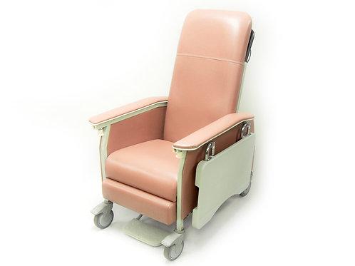 有輪高背椅(016)