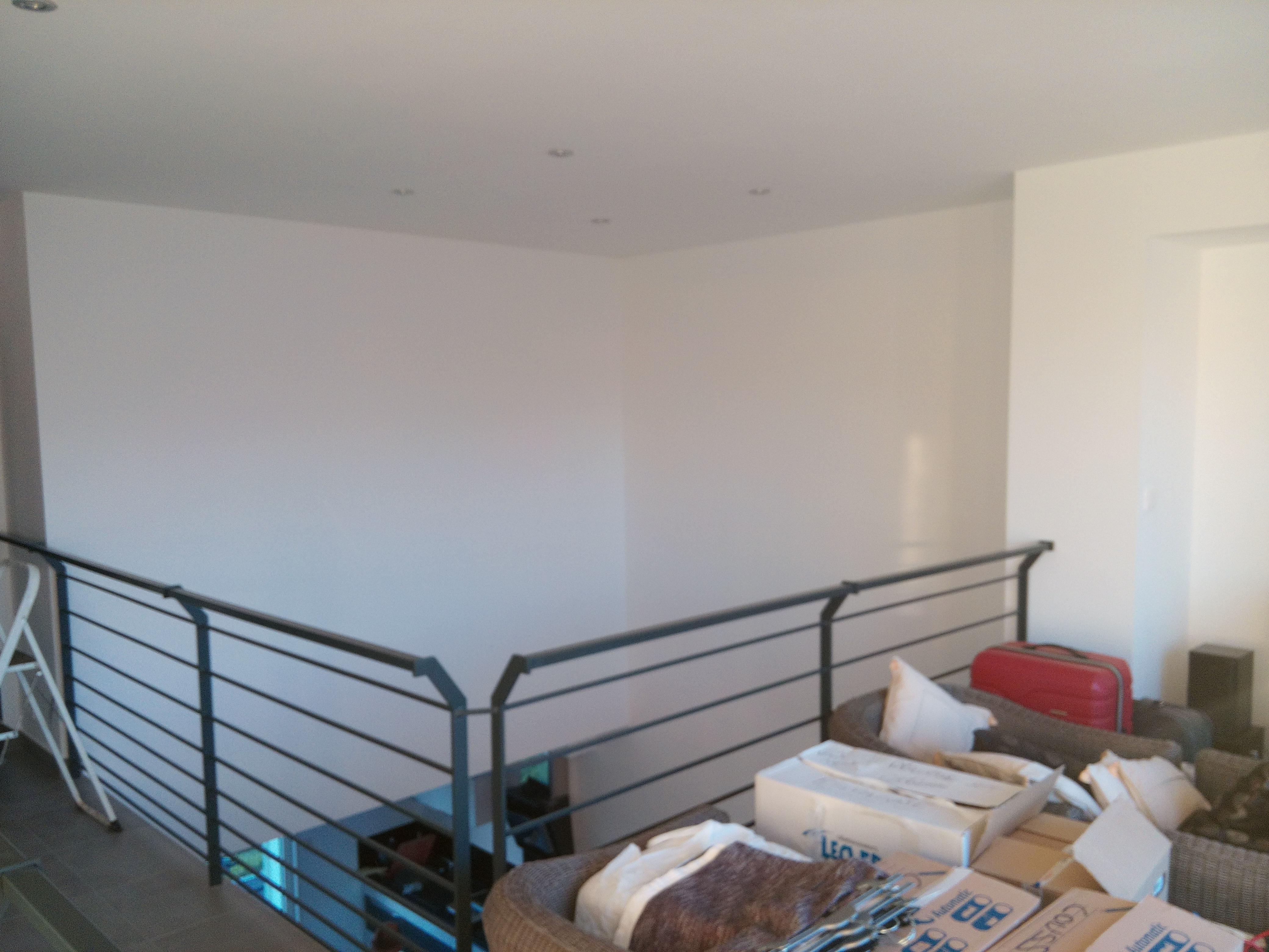 murs blanc