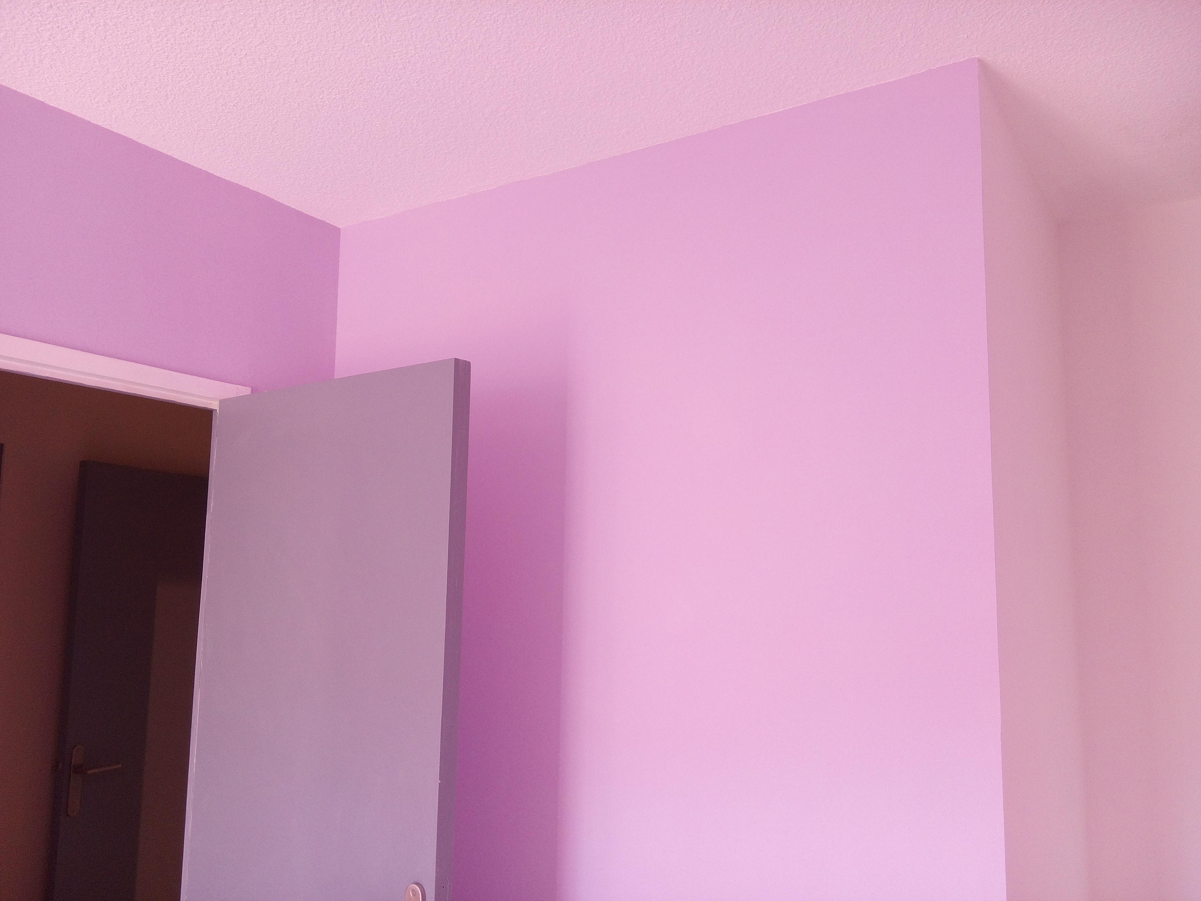 peinture chambre