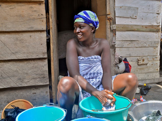 Measuring empowerment in WASH in Ghana