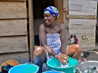 Measuring empowerment in WASH in Ghana