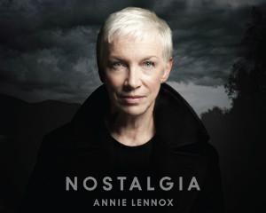 "Annie Lennox's ""Nostalgia"" features three Carmichael songs"