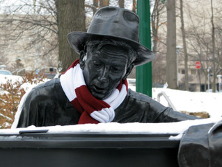 Filmmaker Documents the journey of the Hoagy Carmichael statue at Indiana U.