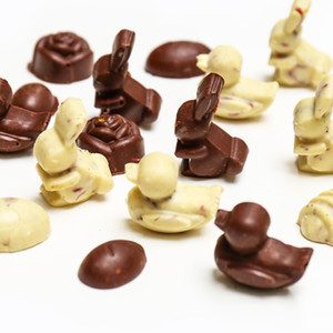 How to make Easter Chocolate a little more healthy!