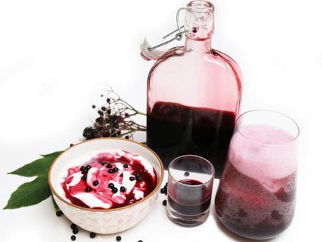 Elderberry Health Elixir – super-powered antioxidant