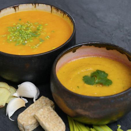 Butternut & Ginger Aromatic Bisque