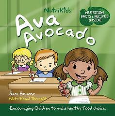 Ava Avocado Front Hi Res ISBN 9780992862