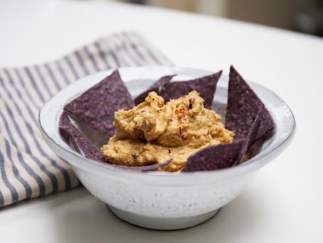 Delicious Medicine - FoodSpa Immune Boosting Humus