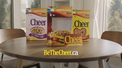 Cheerios: Send Your Cheer