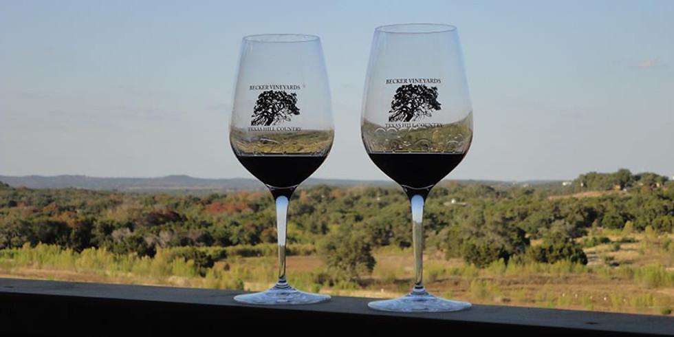 Becker Vineyards Day Event