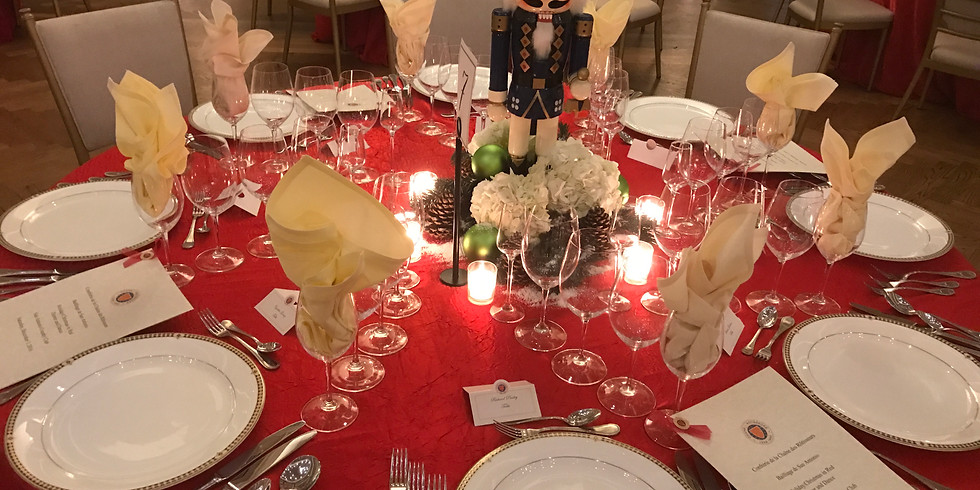Chaine & Mondiale Holiday Dinner