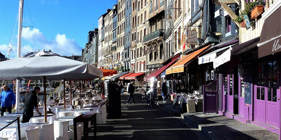 Bastille Trip to France