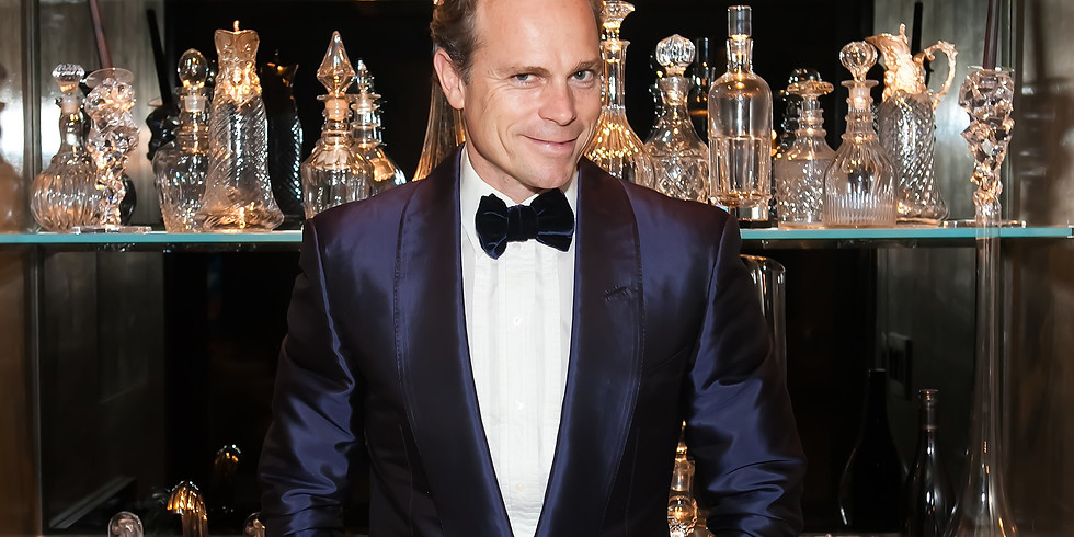 Virtual Food and Wine pairing with Jean-Charles Boisset and Marvin Jones
