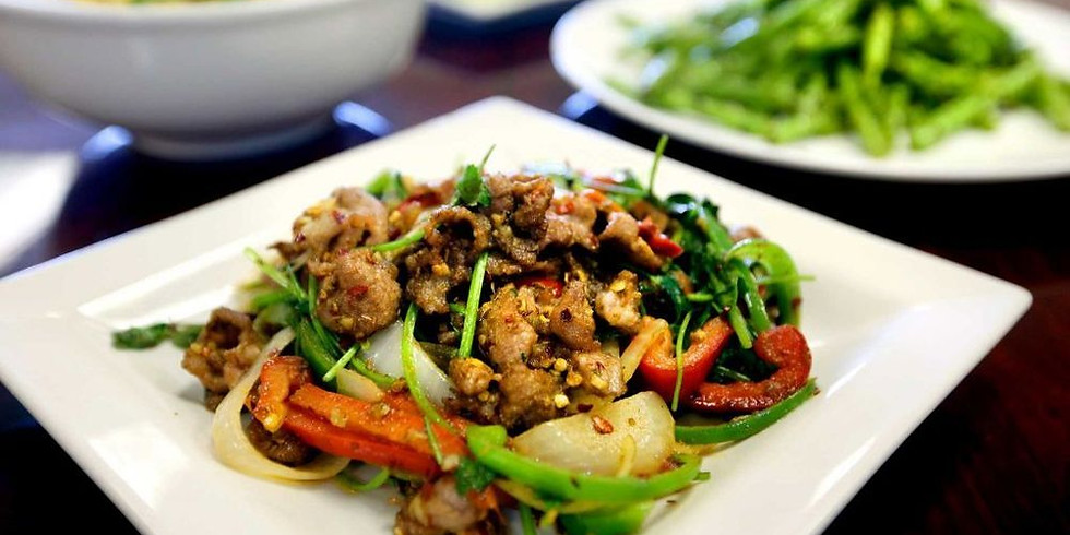 Dine Around at the Sichuan House