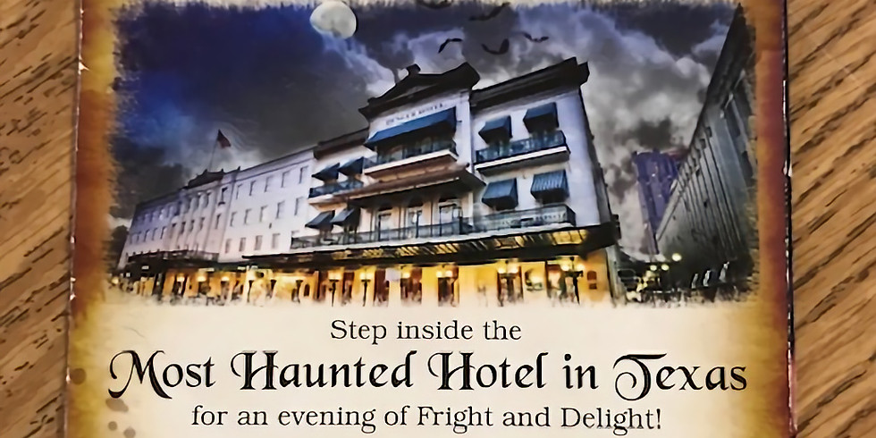 A haunted evening with the Chaine Ladies Committee