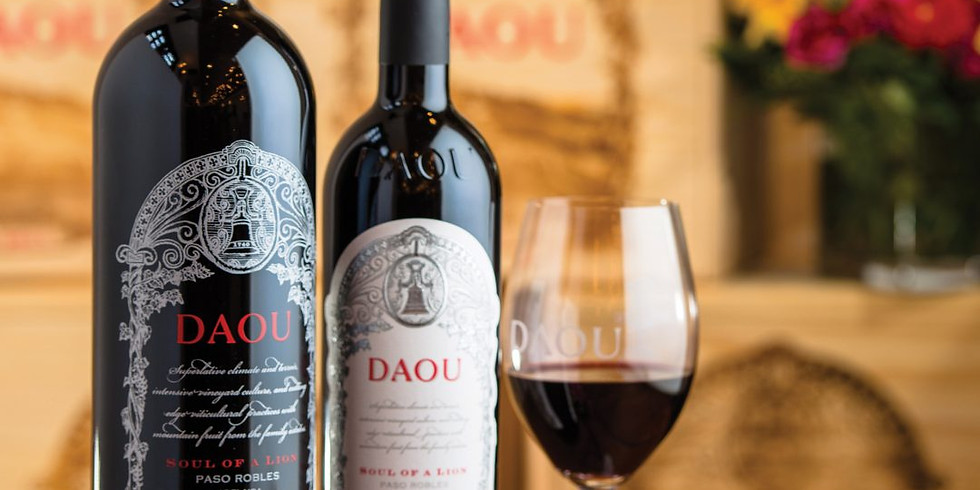 Daou Vineyards Dinner with Master Sommelier Fred Dame