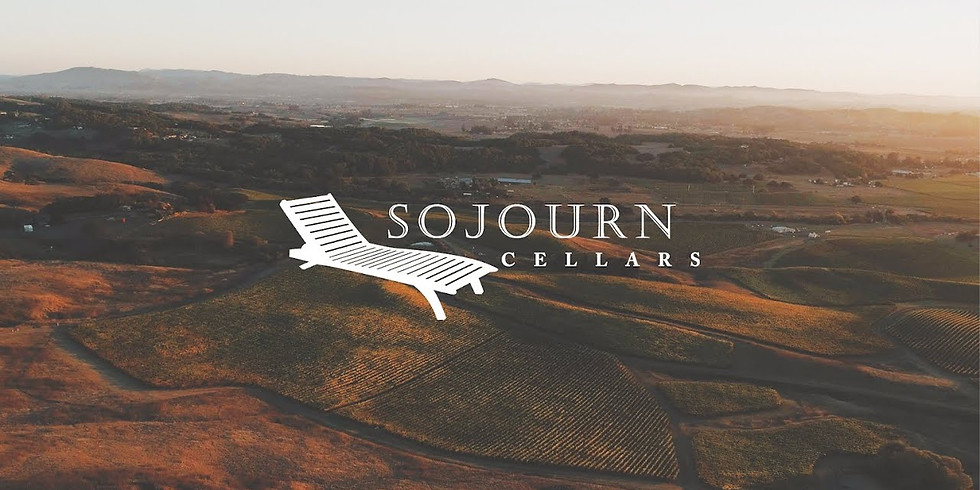 Dinner with Craig Haserot of Sojourn Cellars