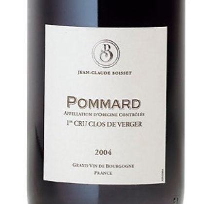 2004 Jean-Claude Boisset Pommard 1er Cru Clos de Verger
